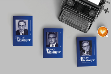 Book launch in Győr - Henry Kissinger: White House Years