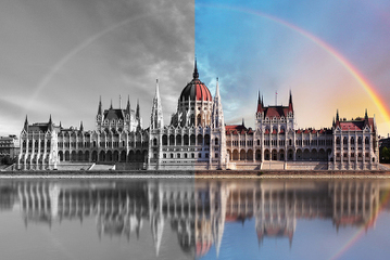 Turning points of Hungary