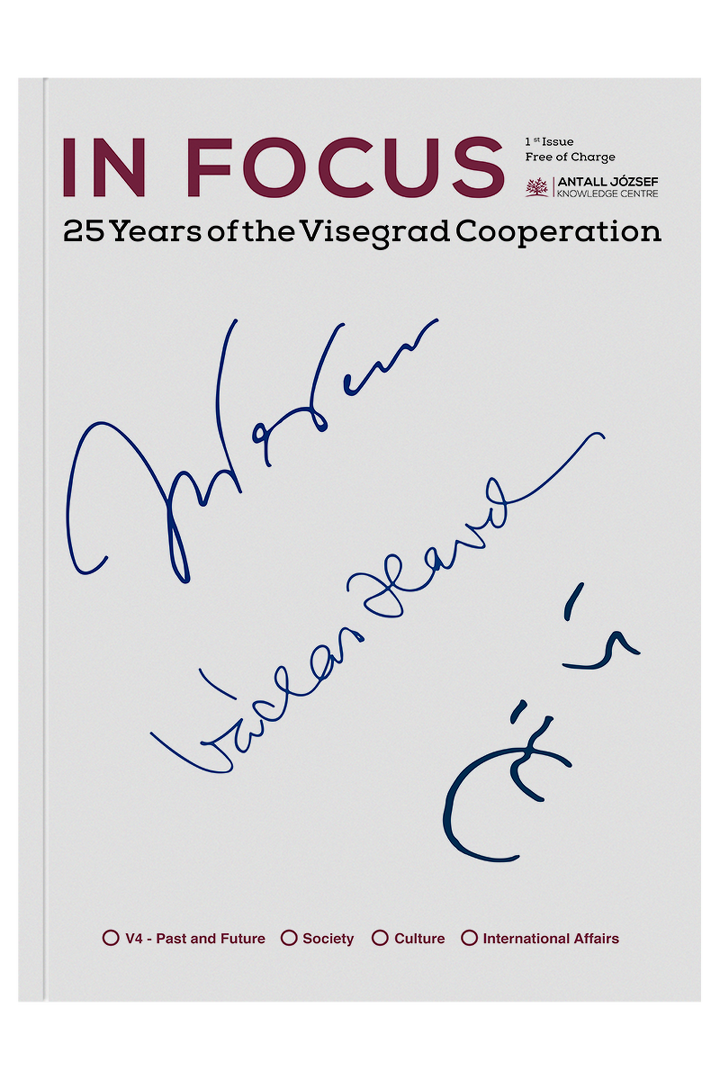 In Focus: 25 Years of the Visegrad Cooperation