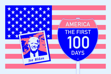 The First 100 Days of Joe Biden
