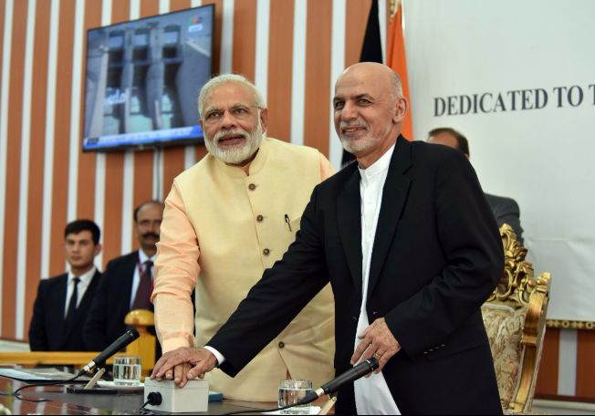 The India–Pakistan–Afghanistan triangle – Altruistic and Hegemonic Ambitions in a Fragile State
