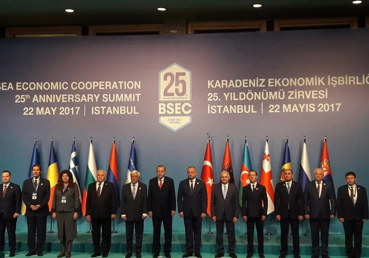 A Quarter Century of BSEC -  Thoughts on the 25 Years of Black Sea Economic Cooperation
