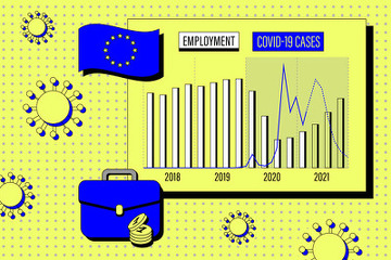 Outlook for Europe – The impacts of COVID-19 on the European economy and labour market