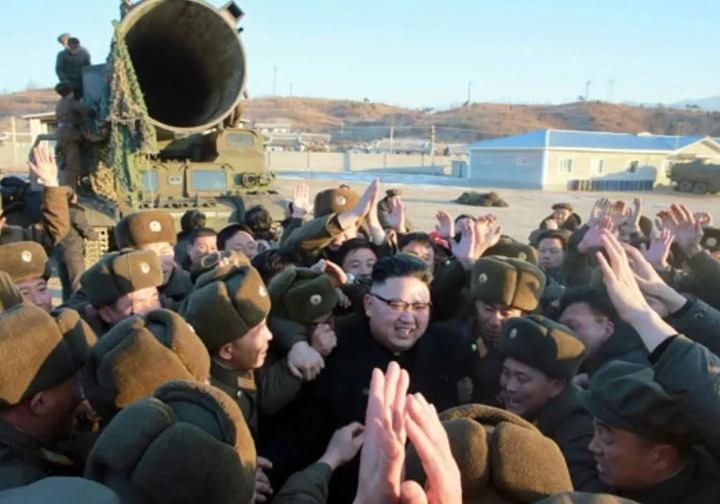 New year, old threats – Report from North Korea
