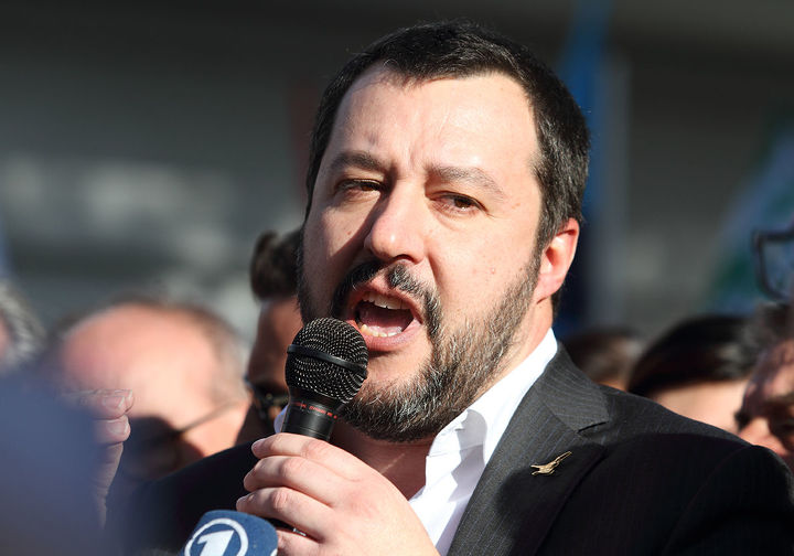 Europe á la Salvini the strange strategy of